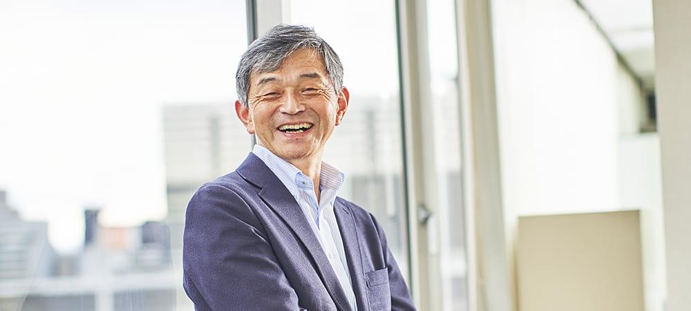 代表取締役社長/西田 淳